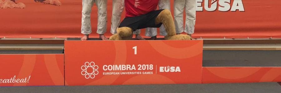 Coimbra 2018 – European Universities Games