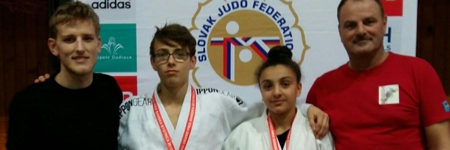 Int. Grand Prix U18 und U15