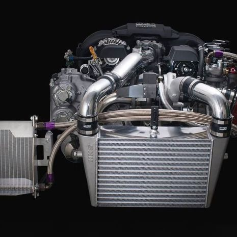 HKS Bolt on Turbo Pro Kit GTIII-RS for Toyota 86 and Subaru BRZ
