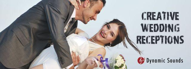 Creative Wedding Reception Ideas