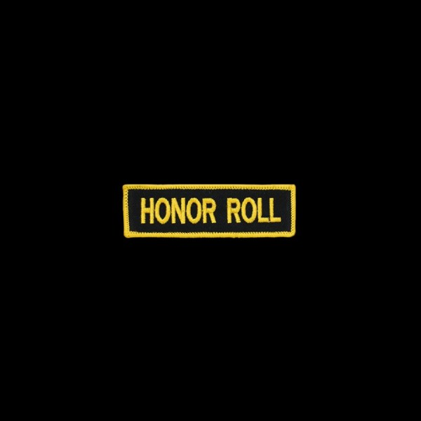 The official distributor of adidas Honor Roll Patch ...