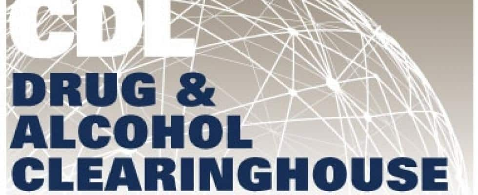 drug and alcohol clearinghouse