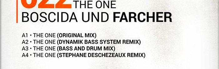 Boscida und Farcher – The One (Dynamik Bass System Remix)