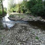 LANGE - Réhabilitation écologique : vue sur des banquettes