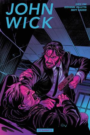 JOHN WICK TP VOL 01
