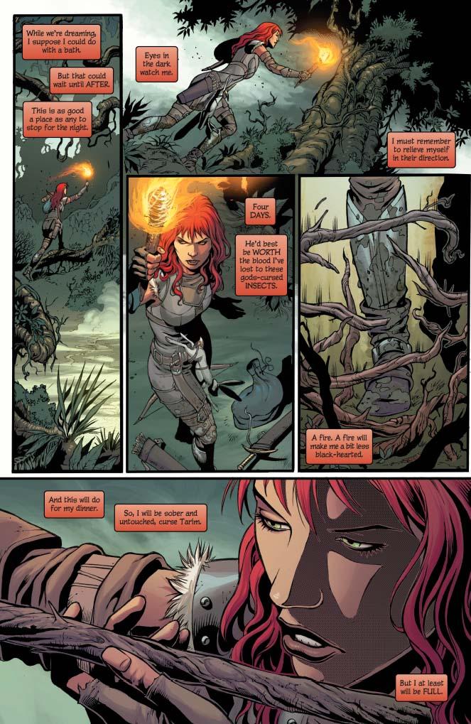 Dynamite 174 Red Sonja 7