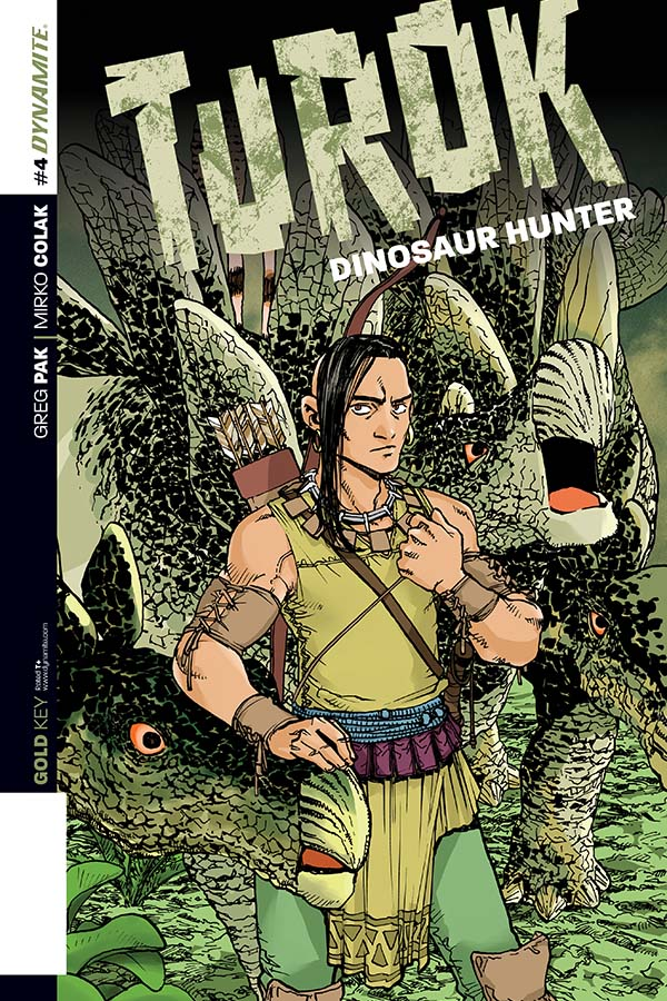 Image result for dynamite comics turok