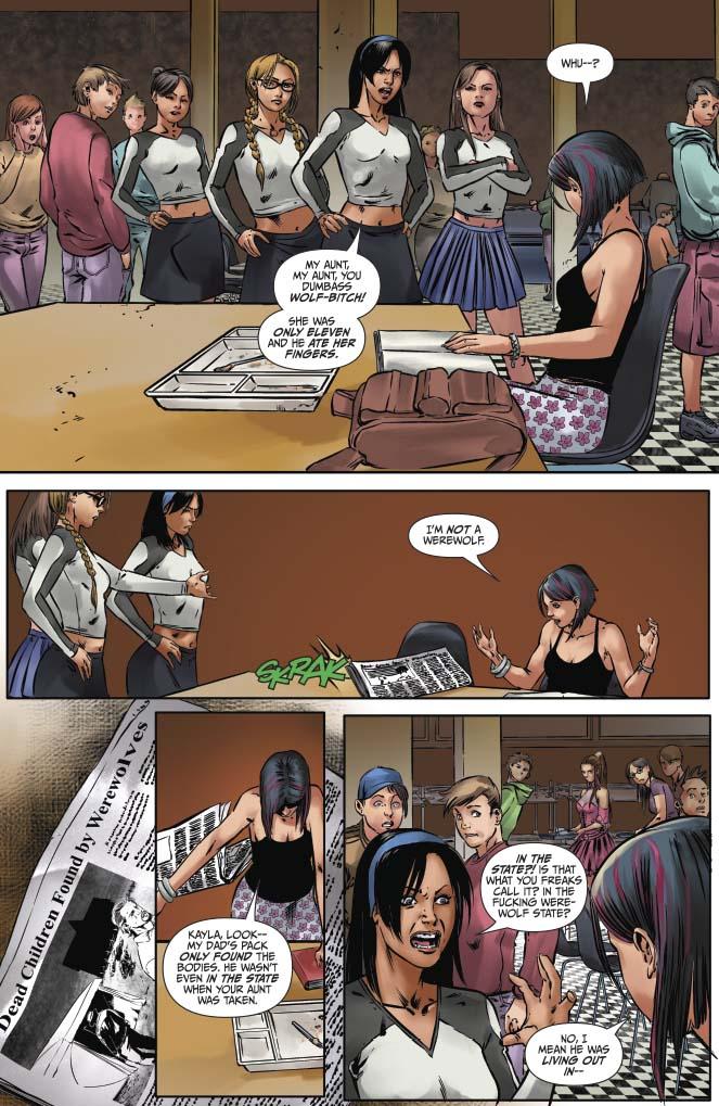Monster High Comic Book