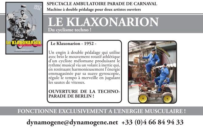 dynamogene-klaxonarion-français