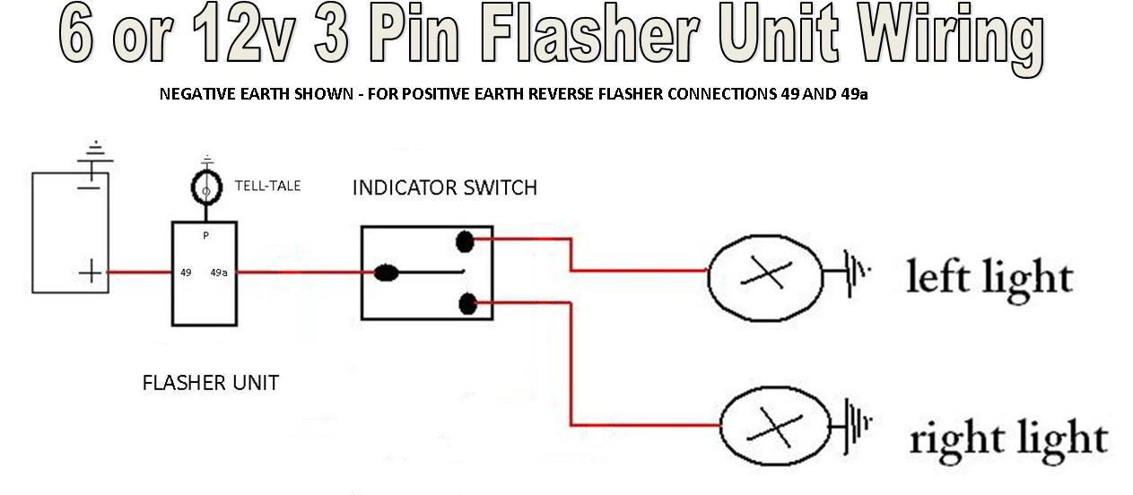 3 PIN FLASHER DIAG 3 pole relay wiring diagram dolgular com 4 pole relay wiring diagram at edmiracle.co