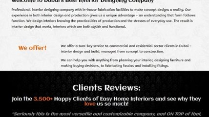 Web Design Islamabad Portfolio