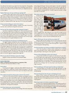 Chauffeur Driven Magazine