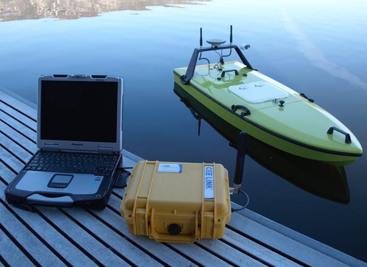 E-boat autopilot
