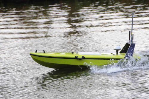 HRW ARC boat