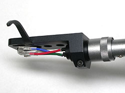 New style headshell of Tonearm DV-507mk2