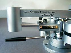 Large arm lift of Tonearm DV-507mk2