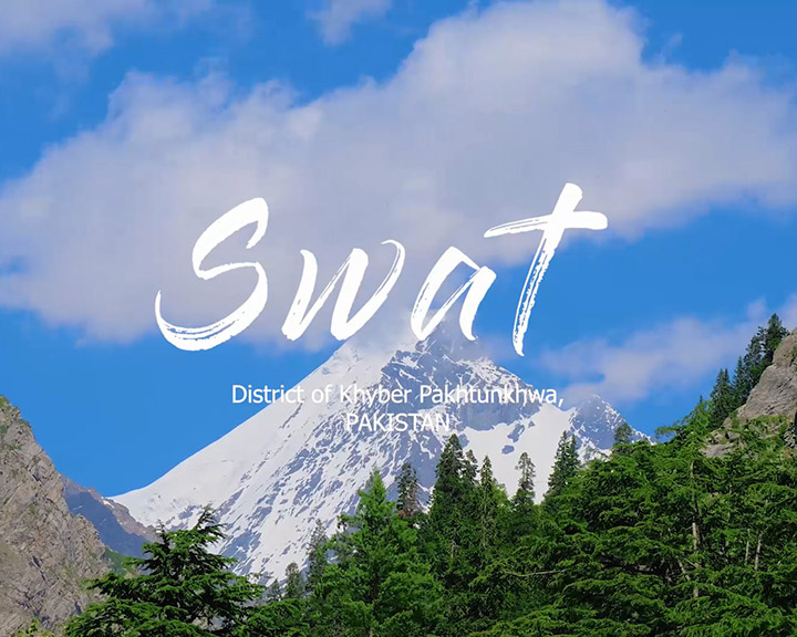 Swat District of KP