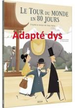 le tour du monde en 80 jours jules verne texte dys