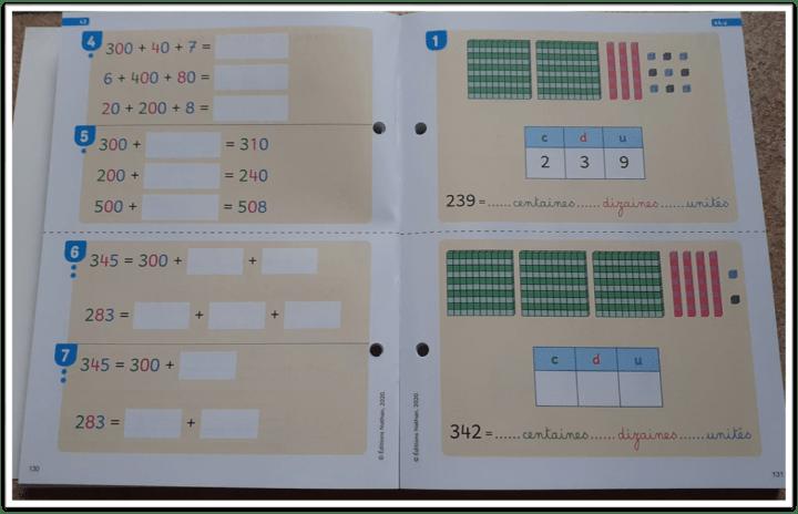 Vivre les maths dys manuel pour enfants à besoins spécifiques