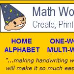 Handwriting Worksheet Wizard
