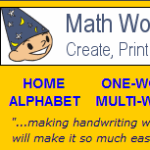 Handwriting Worksheet Wizard