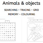 Animals and objects