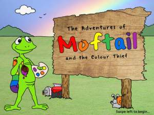 Moftail and the Colour Thief