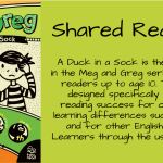 New, Struggling Readers Find Success with Shared Reading