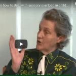 Temple Grandin shares 4 tips on how to deal with sensory overload in children with autism