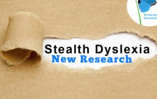 More Research - High Reading Masks Dyslexia in Gifted Children