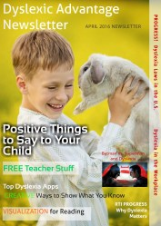 April-Dyslexic-Advantage-Newsletter-2016