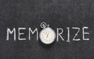memorize dyslexia