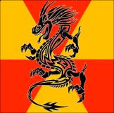 Dyspraxic Dragon meme (Angry Ver.)