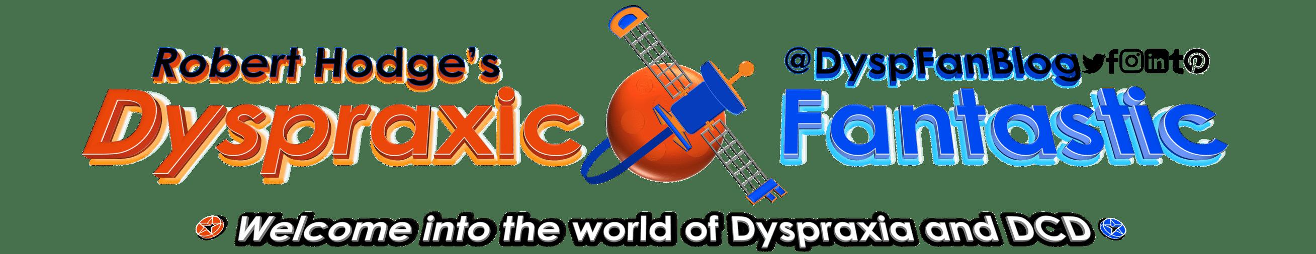 DyspraxicFantastic.com