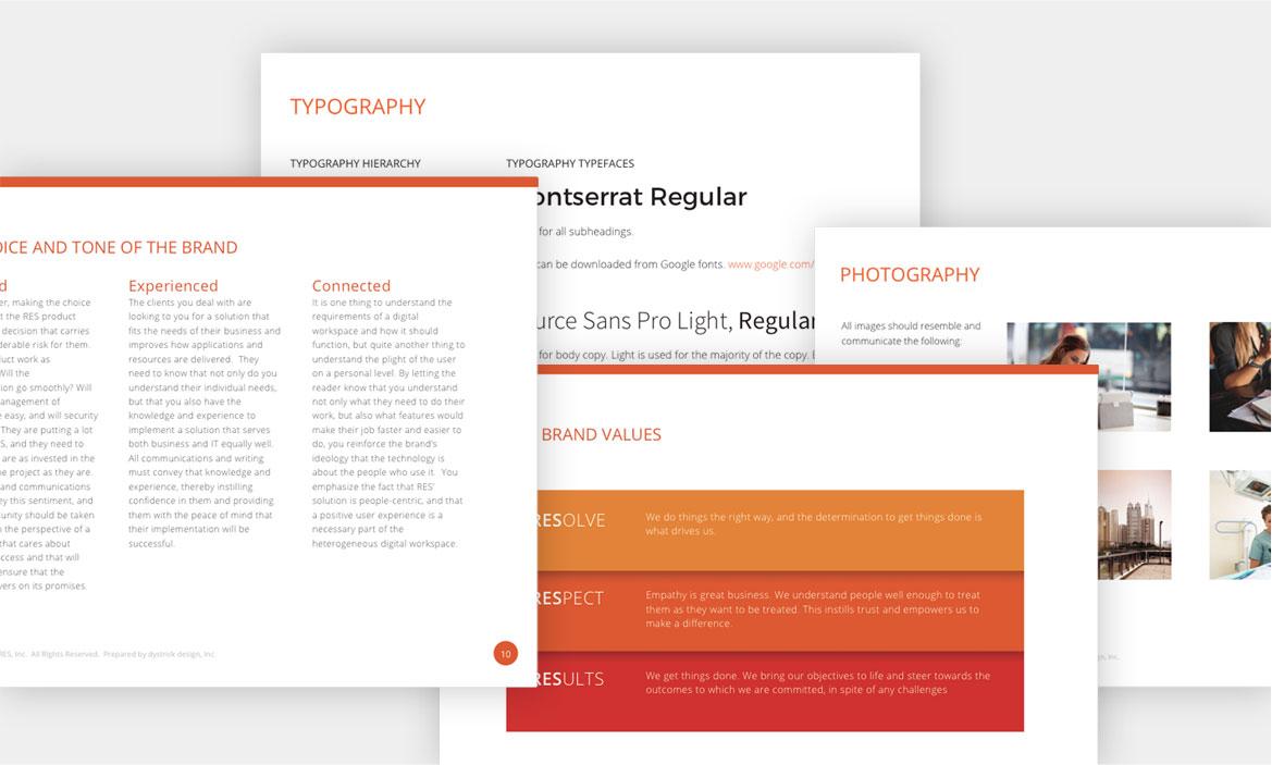 res paper portfolio