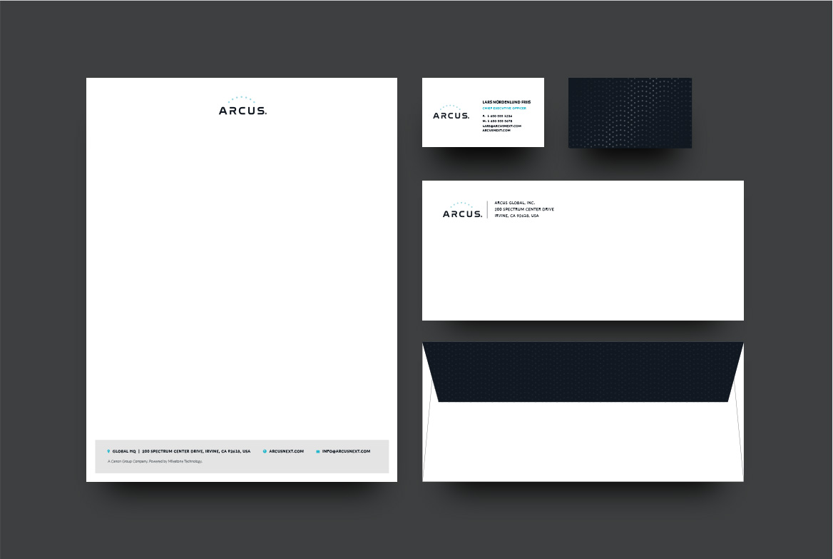 arcus paper hand outs