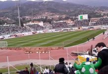 Greens to continue playing in Blida's Mustapha-Tchaker stadium