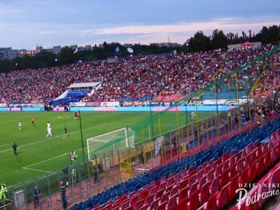 Stadion Steaua Bukareszt: porównanie zagęszczenia kibiców