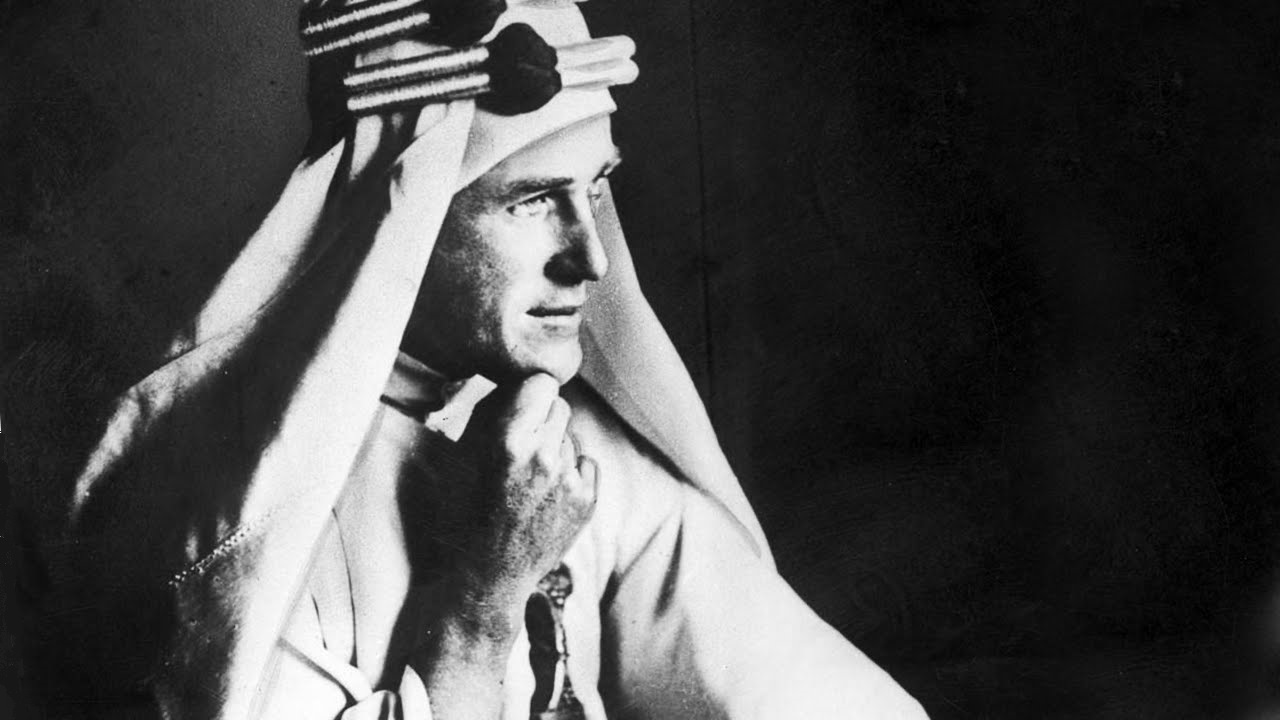 T.E. Lawrence (źródło: http://standpointmag.co.uk)