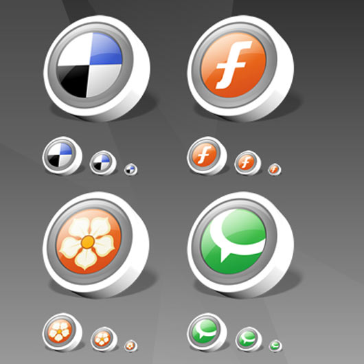 IconTexto-WebDev-Social-Bookmark