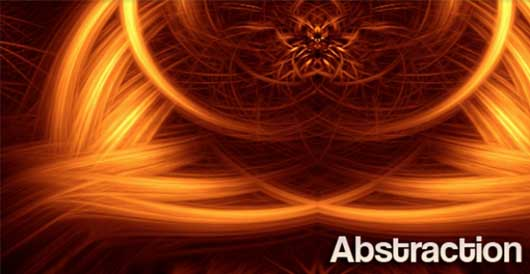 Abstraction - Create an abstract background