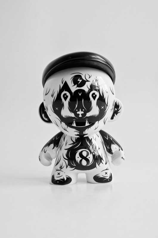 Kidrobot Munny Custom