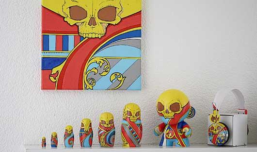 Yellow Skullz Serie
