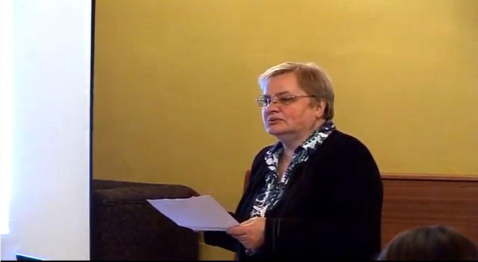 SPĒKA VĀRDI - baltu filoloģe, literatūrzinātniece JANĪNA KURSĪTE