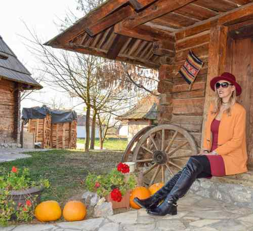 I VISITED ETHNO VILLAGE STANISICI IN AUTUMN