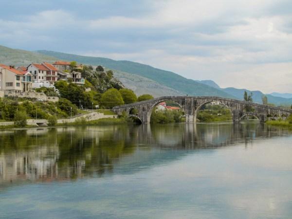 Arslanagića/Perovića most, Trebinje