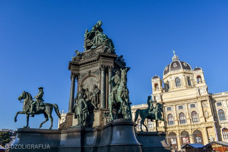 Trg Marije Terezije, Beč