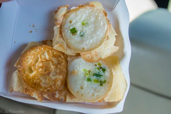 Street Food - Pancake