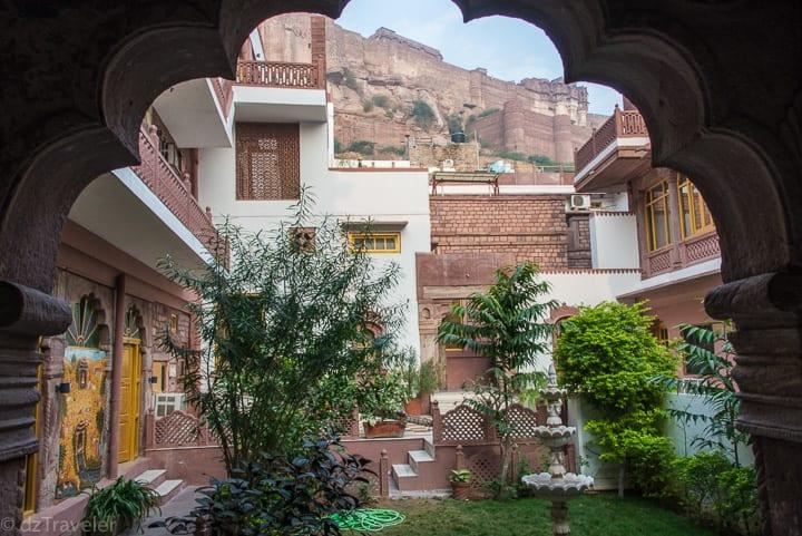 Krishna Prakash Heritage Haveli in Jodhpur
