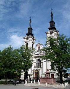 cerkiew wSremskich Karłowicach